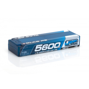 LRP 5600 - TC LCG P5 - 110C/55C - 7.4V LIPO - 1/10 COMPETITION CAR LINE HARDCASE [178] AKUMULIATORIUS AUTOMODELIUI