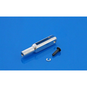 MPJET 102170 Aluminium M3 snap 40mm with 2,5 mm pin