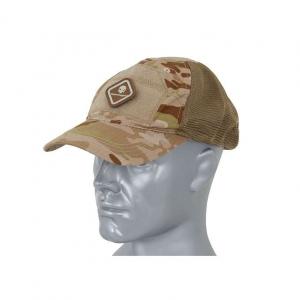 TACTICAL ASSAULTER CAP - MULTICAM ARID [EM]