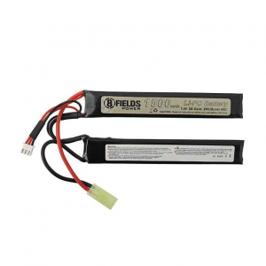 BATTERY LI-PO 1500MAH 7,4V 20/40C [8FIELDS]