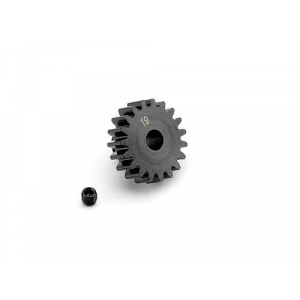 Pinion Gear 19T Tooth 1M - 5mm Shaft