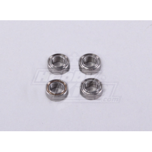 7*4*2.5 Bearing 4pcs - 118B, A2023T, A2029 and A2035