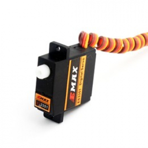 Emax ES3351 Digital Servo for Gliders 10.6g Dual Bearing
