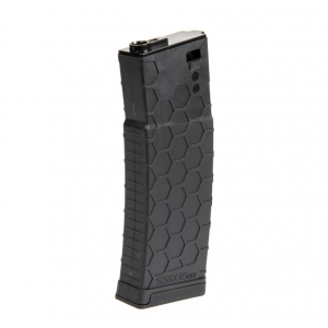 150rd mid-cap magazine for M4/M16 replicas - black