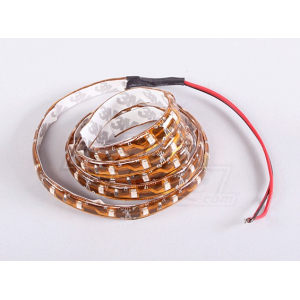 High Density Waterproof LED Flexible Strip - RED (1mtr)