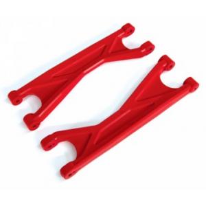 Suspension Arm Upper F/R, R/L HD Red (2) X-Maxx