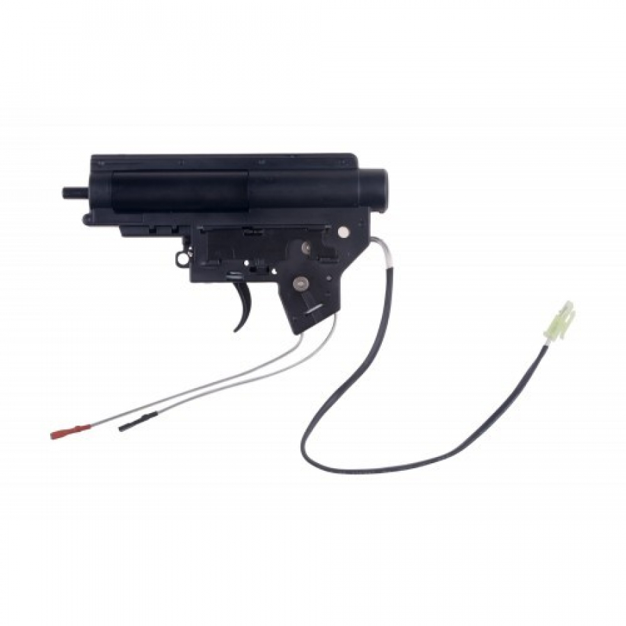 SPECNA ARMS COMPLETE GEARBOX (V2) W/MICROSWITCH