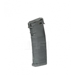 140rd PMAG type mid cap magazine for M4/M16 replicas - grey