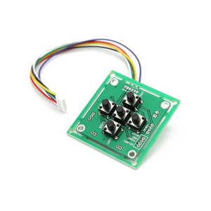 OSD Controller for Sony EXviewHAD CCDII Camera Board.