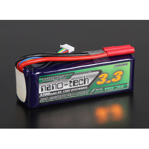 Turnigy nano-tech 3300mah 5S 65~130C Lipo Pack