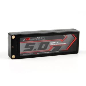 Turnigy Graphene 5000mAh 2S2P Hardcase Lipo Pack