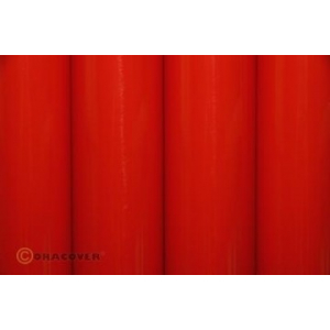 Oracover 2m Bright red