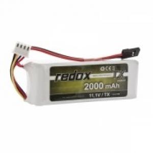 Redox 2000 mAh 11,1V - TX LiPo Pack