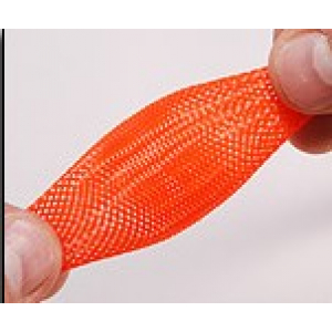 Wire Mesh Guard Orange 6mm (1mtr)
