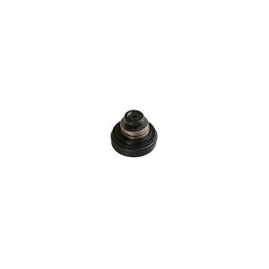 Ball-bearing silenced Bore-Up piston head