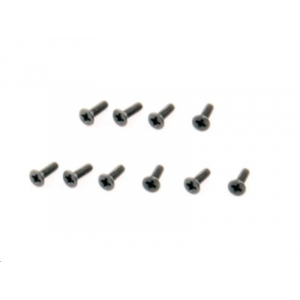 M3x8mm Phillips Countersunk Screw (10pcs)