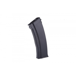 150rd mid-cap magazine for AK74 type replicas - black