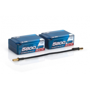 LRP 5800 - SADDLE P5 - 110C/55C - 7.4V LIPO - 1/10 COMPETITION CAR LINE HARDCASE