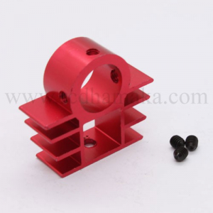 Alu Heat Sink for CF Motors