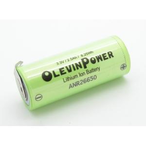 A123-3.3V Lithium Ion 2500mAh Single Cell baterija