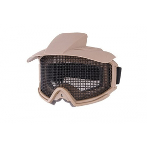 GearMesh - TAN tactical goggles