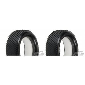 "ProLine 8229-103 - Pin Point 2.2"" 4WD Z3 Front Tires - Carpet - Medium Grip - 2.2"""