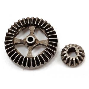 Traxxas LaTrax Metal Differential Ring & Pinion Gear Set