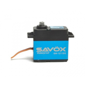 Savox SW-1211SG Waterproof Case Digital Steel Gear Servo