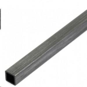 Anglies vamzdelis 8x6x1000mm (kvadratinis)