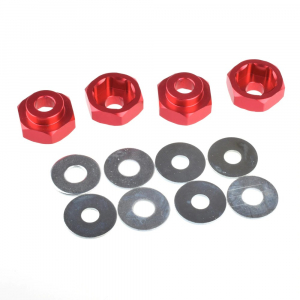Aluminum 12-17mm Alum Hex Adapters Combines for 1:10 Rc Car