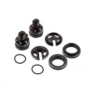 Hot Racing Aluminum Shock Upgrade Kit X-Maxx (2)