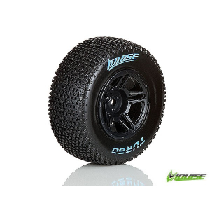 Tire & Wheel SC-TURBO 4WD/2WD Rear (2)