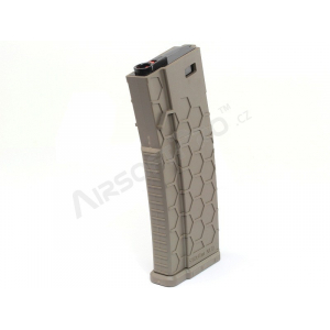 170 ROUNDS MID-CAP HM STYLE MAGAZINE FOR M4 - DESERT