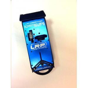 Minimaliai naudotas Start box'as LRP