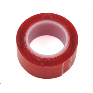 "ProTek RC Clear Double Sided Servo Tape Roll (1x40"")"