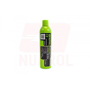 Nuprol 2.0 Premium - 500ml Green Gas Airsoft Dujos