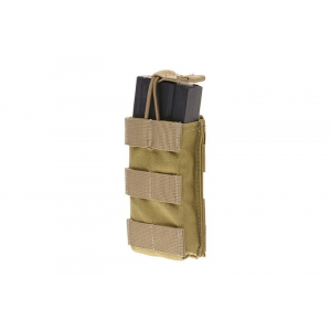 Open Top Shingle Pouch for M4/M16 Magazine - Khaki