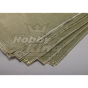 3K Carbon Fiber and Kevlar-29 Cloth (180g/m2) 1mtr