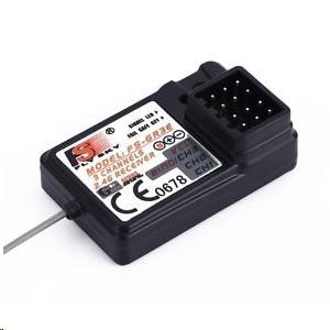 RC FlySky 3CH 2.4G FS-GR3E GT2 GT3C GT3B Receiver For Car Boat Remote