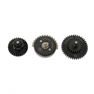 STEEL 18:1 GEARS SET - HIGH SPEED