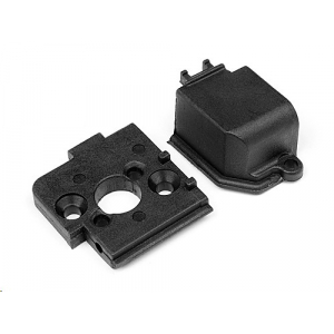 Motor Mount and Gear Cover 1Pc (ALL Ion)