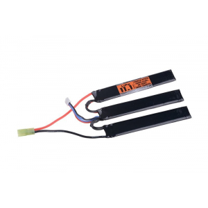 LiPo 11,1V Valken Energy 1400mah 15/25C Tri-Cell Battery