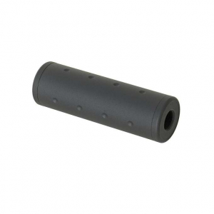 100X32MM DUMMY SOUND SUPPRESSOR - BLACK [M-ETAL]
