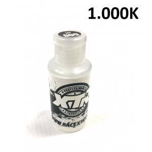 XTR 100% pure silicone oil 1.000k 80ml