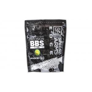0.23g Specna Arms EDGE™ BIO Precision BBs - 1kg - White