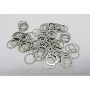 Racing - Tenths - Shims - 12x15x0.2mm (10 vnt)