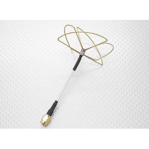 2.4 GHz Circular Polarized Antenna RP-SMA (Receiver only)