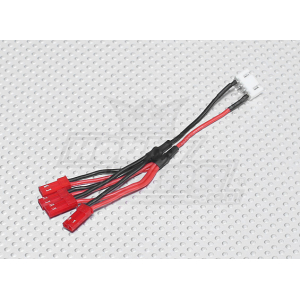 JST-XH to JST LED Power Distribution Lead