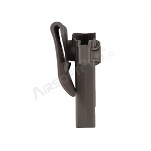 TACTICAL POLYMER HOLSTER FOR STI HI-CAPA - FDE