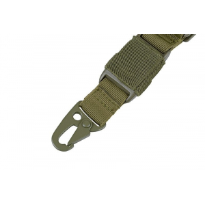 One-Point Bungee Tactical Sling - Olive Drab
